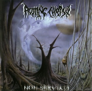 <i>Non Serviam</i> (album) 1994 studio album by Rotting Christ