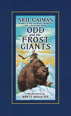 Bildresultat för odd and the frost giants