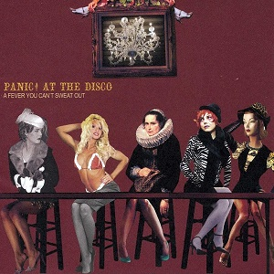 Panic!at the disco. PanicAtTheDisco-FeverCover