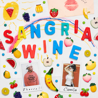 Sangria Wine 2018 single