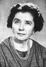 Rokhl Auerbakh Yiddish and Polish author