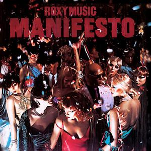 <i>Manifesto</i> (Roxy Music album) 1979 studio album by Roxy Music