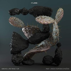 Flume featuring Vince Staples and Kučka — Smoke & Retribution (studio acapella)
