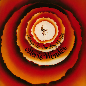 1976 studio album by Stevie Wonder