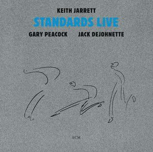 <i>Standards Live</i> 1986 live album by Keith Jarrett trio