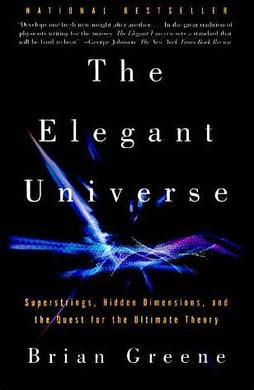 Picture of a book: The Elegant Universe