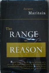 <i>The Range of Reason</i> book by Jacques Maritain