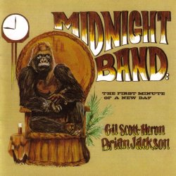 <i>The First Minute of a New Day</i> 1975 studio album by Gil Scott-Heron, Brian Jackson and the Midnight Band