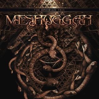 <i>The Ophidian Trek</i> live album by Meshuggah