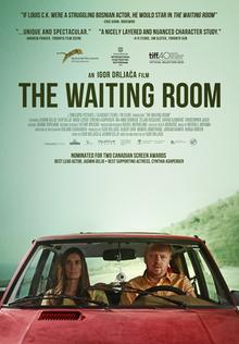 Waiting Room Toronto Gebral Hoaoital