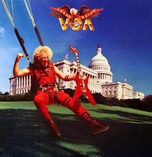 <i>VOA</i> (album) 1984 studio album by Sammy Hagar