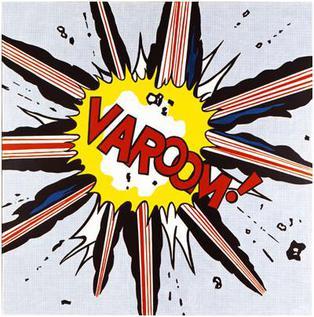 Varoom wikipedia - Roy lichtenstein pop art ...