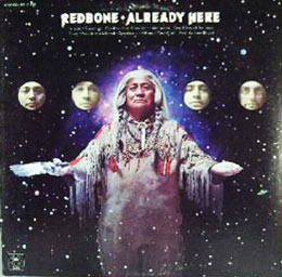 <i>Already Here</i> 1972 studio album by Redbone