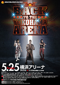 Back to the Yokohama Arena 2014 New Japan Pro-Wrestling pay-per-view event