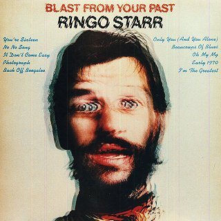 <i>Blast from Your Past</i> 1975 compilation album by Ringo Starr