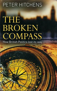<i>The Broken Compass</i> book by Peter Hitchens