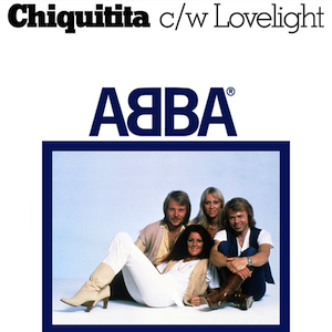 Cover image of song Chiquitita by ABBA