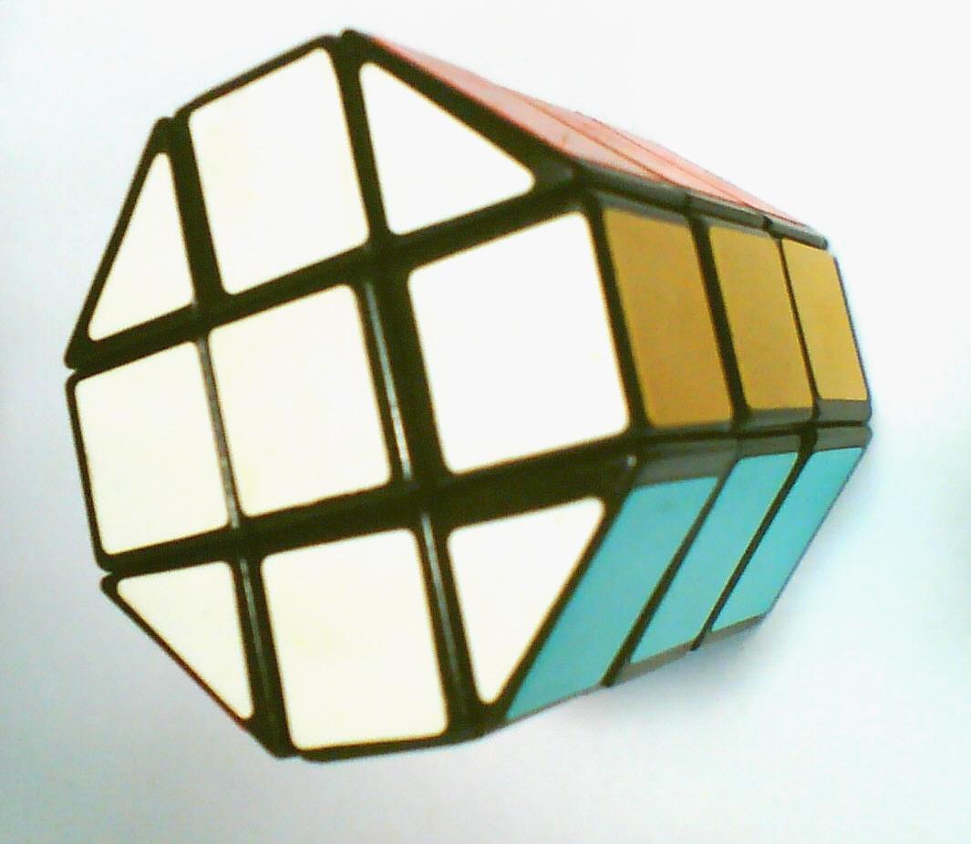 FileCombination Puzzle Octahedral Prism Rubik