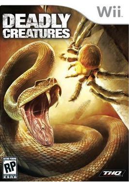 скачать игру Wii Deadly Creatures img-1