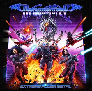 <i>Extreme Power Metal</i> 2019 studio album by DragonForce