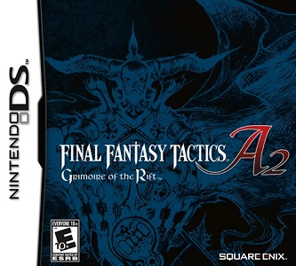 <i>Final Fantasy Tactics A2: Grimoire of the Rift</i> video game