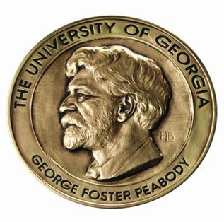 Peabody Award international awards for excellence in radio and television