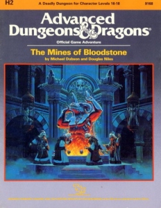 The Mines of Bloodstone - Wikipedia