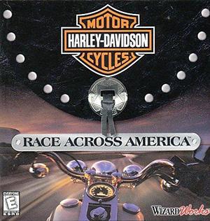 <i>Harley-Davidson: Race Across America</i>