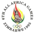 1995 All-Africa Games sixth edition of the All-Africa Games