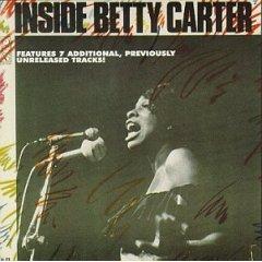 <i>Inside Betty Carter</i> 1964 studio album by Betty Carter
