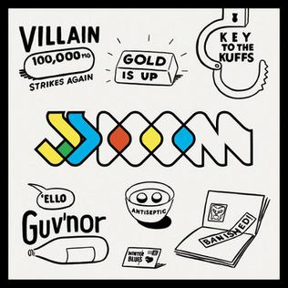 <i>Key to the Kuffs</i> 2012 studio album by JJ Doom