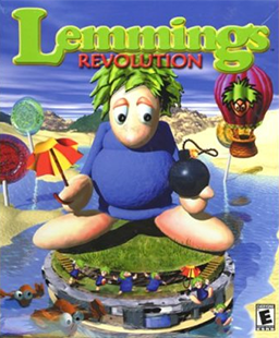 Lemmings Revolution Coverart.png
