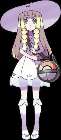 Pokemon Lillie Age