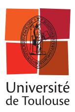 University of Toulouse university in France