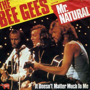 Mr. Natural (song) 1974 single by Bee Gees