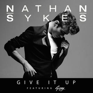 Give It Up (Nathan Sykes song) song by Nathan Sykes