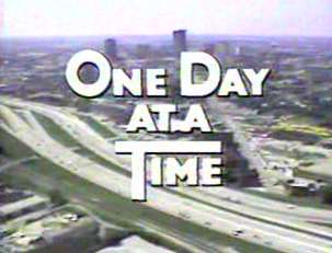 <i>One Day at a Time</i> television series