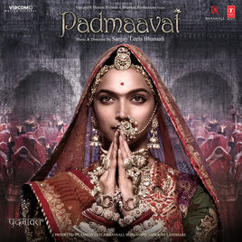 <i>Padmaavat</i> (soundtrack) album by Sanjay Leela Bhansali