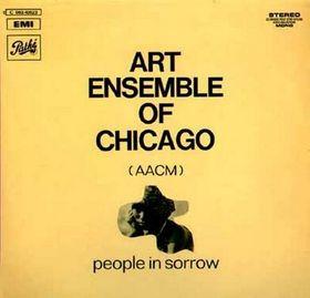 <i>People in Sorrow</i> 1969 studio album by Art Ensemble of Chicago