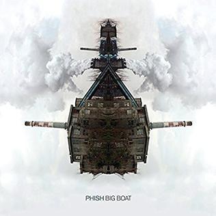 <i>Big Boat</i> 2016 studio album by Phish