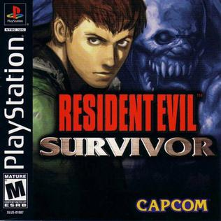 Old game reviews: Resident Evil Survivor