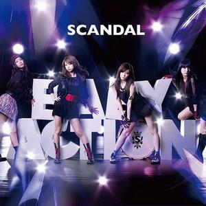 <i>Baby Action</i> 2011 studio album by Scandal