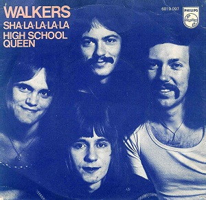 Sha-La-La-La-La 1973 single by Walkers