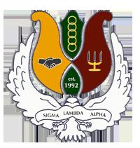 Sigma Lambda Alpha crest.png