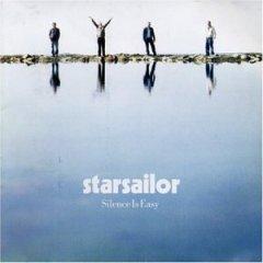 <i>Silence Is Easy</i> 2003 studio album by Starsailor