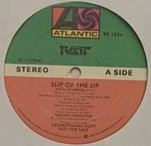 Slip of the Lip single by Ratt