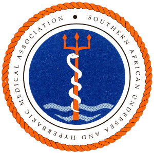Southern African Underwater and Hyperbaric Medical Association A special interest group of the Council of the South African Medical Association