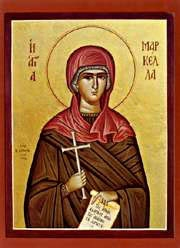 Virgin-martyr Markella of Chios.