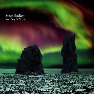 <i>The Night Siren</i> 2017 studio album by Steve Hackett