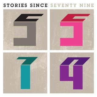 <i>Stories Since Seventy Nine</i> 2012 EP by Manafest